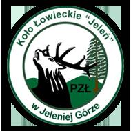 Logo Koła Łowieckiego Jeleń